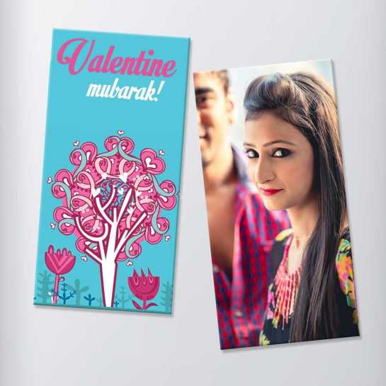 Valentine magnet