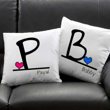 Personalized Cushions for Partners