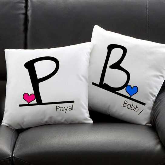 Couple Cushion