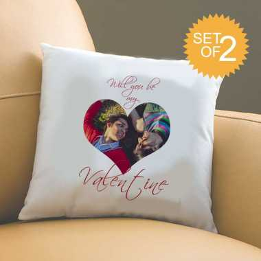 Cushions for Valentines - Set of 2
