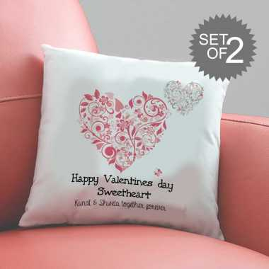 Romantic Cushion - Set of 2