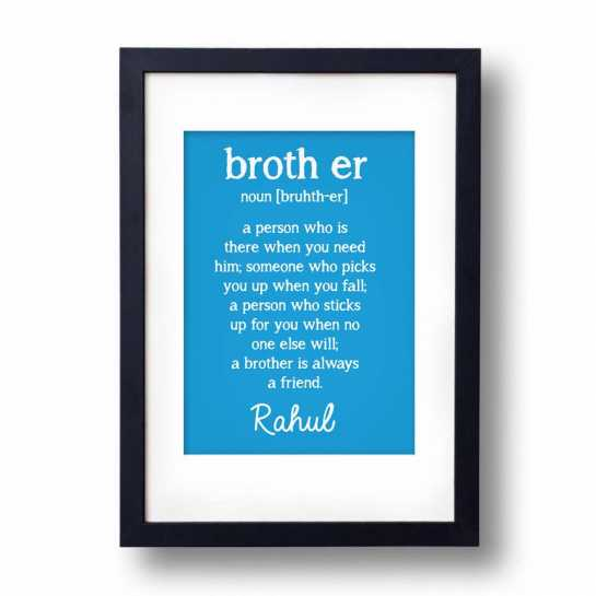 Brother-Frame