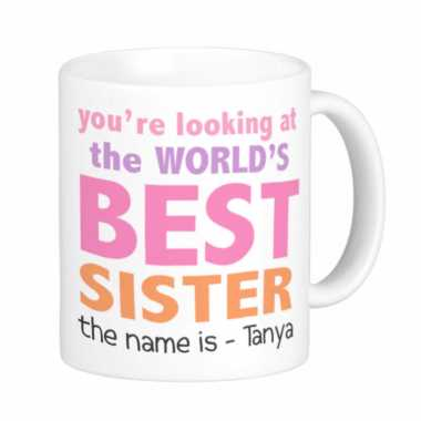 Best Sister - Mug