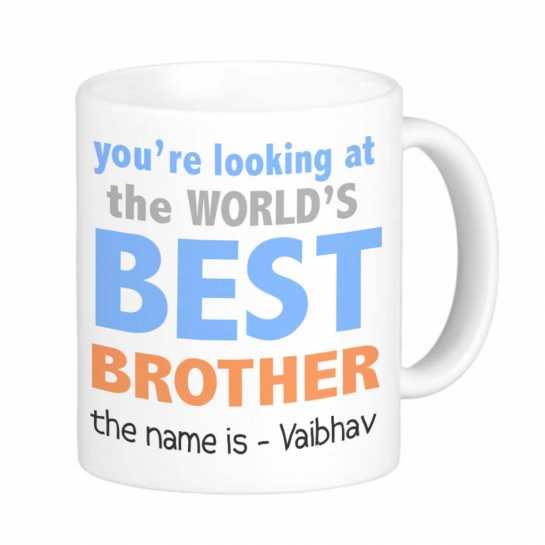 Best Brother - Mug