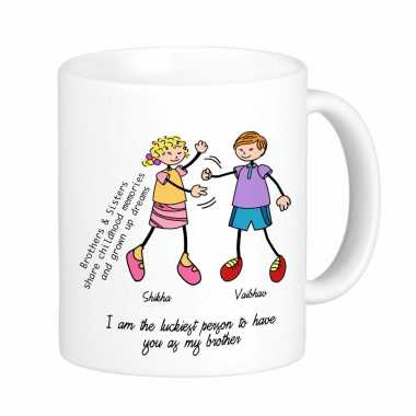Luckiest Sister - Mug