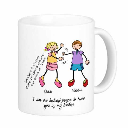 Luckiest Sister - Mug