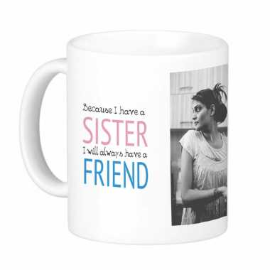 Sister Brother Bond Personalized Mugs
