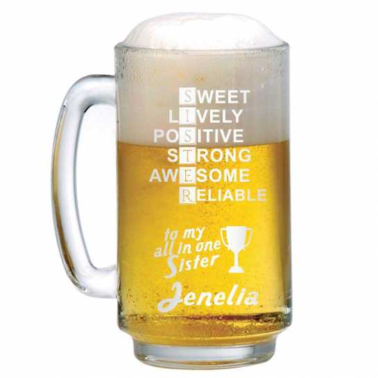 Sister - Beer Mug