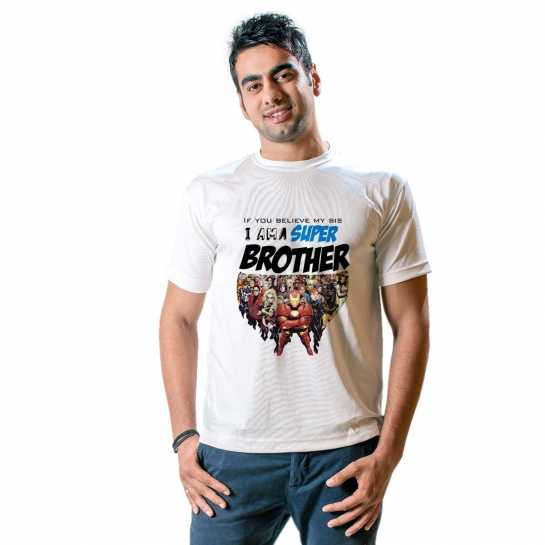 T-shirt Super Brother