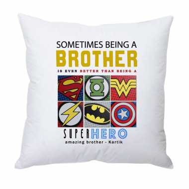 Personalized Cushions for Big Brothers