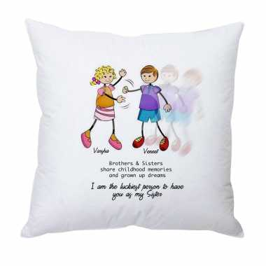 Lucky Brother Custom Cushion