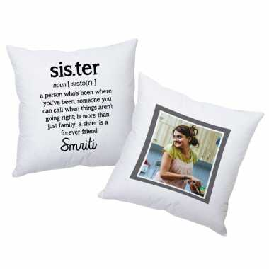 Sister Love Custom Cushions