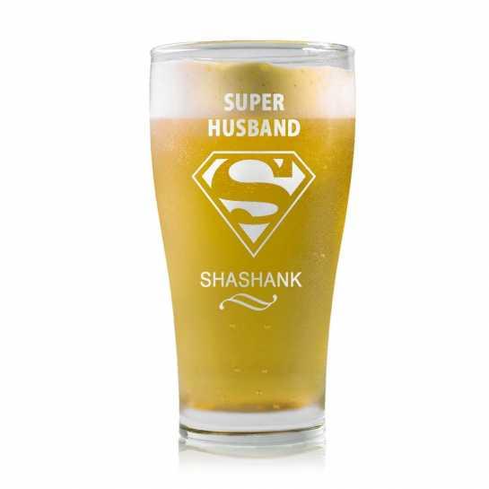 Super Husband - Beer Mug