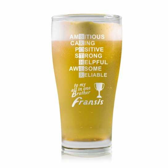 Brother - Beer Mug