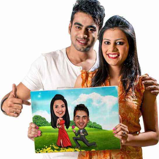 Proposal - Caricature Canvas