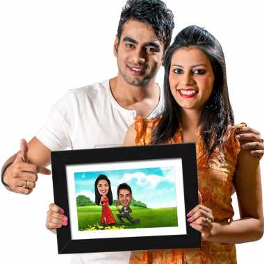 Proposal - Caricature Photo Frame