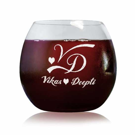 Best Couple - Stylish Wine Glasses