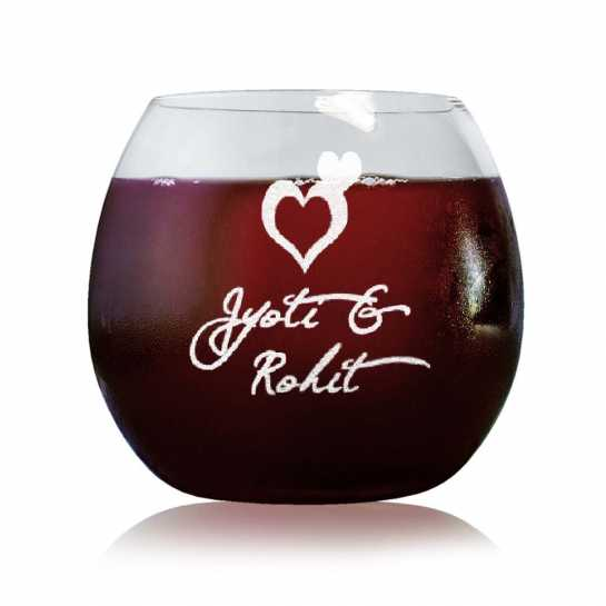 Super Couple - Stylish Wine Glasses
