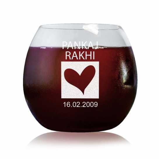 Blind Love - Stylish Wine Glasses