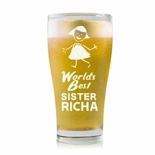 My Kid Sis - Stylish Beer Mug
