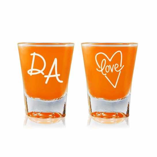 Super Couple - Shot Glasses
