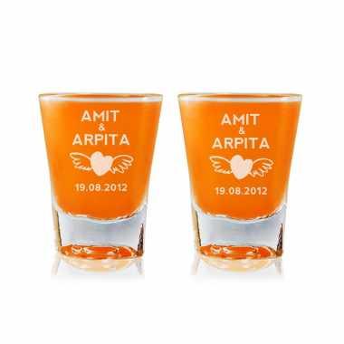 Love Wings - Shot Glasses