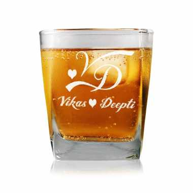 Best Couple - Whisky Glasses