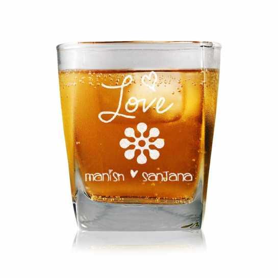 Whisky Love - Whisky Glasses