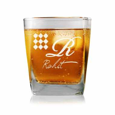 Special Boyfriend Custom Whiskey Glass