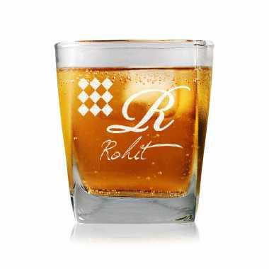 Special Boyfriend Custom Whiskey Glass