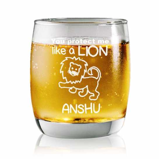 My Lion - Rock Glasses