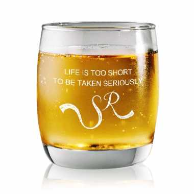 Life Is Too Short - Rock Glasses