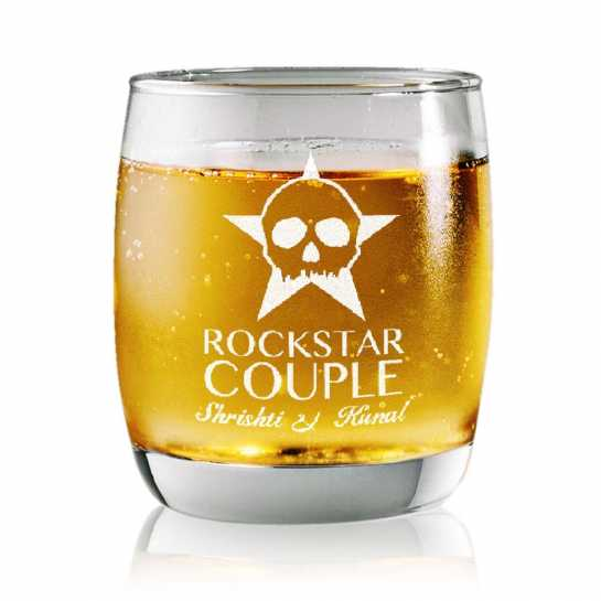 Rockstar Couple - Rock Glasses