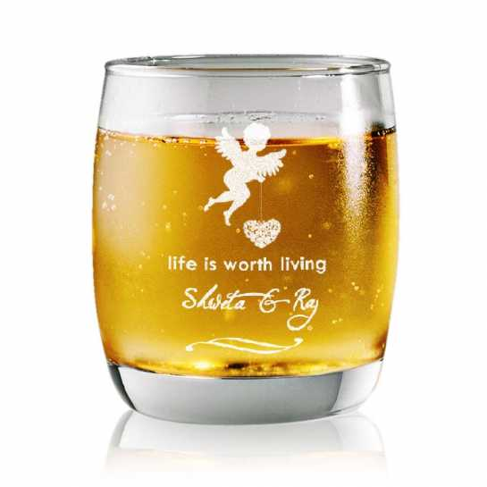 Life Is Worth Living - Rock Glasses