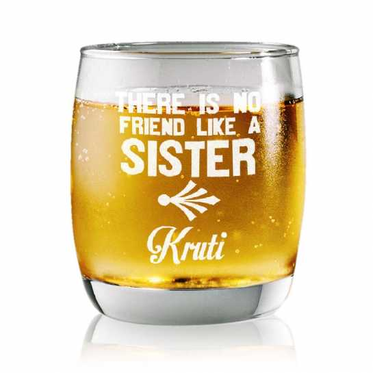 No Friend Like Sister - Rock Glasses