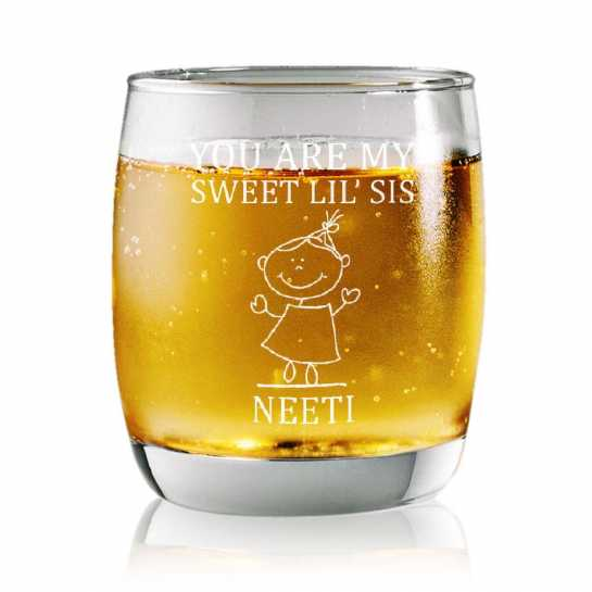 Sweet Little Sis - Rock Glasses