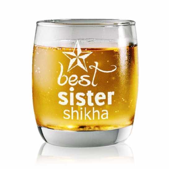Best Sister - Rock Glasses
