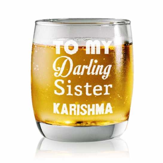 Darling Sister - Rock Glasses