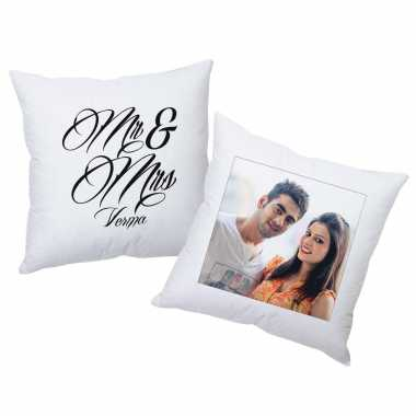 Anniversary Personalized Cushions