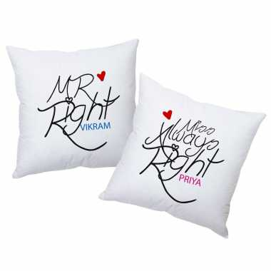 Custom Cushions for Couples