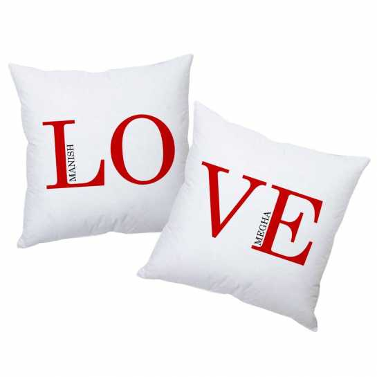 Miss Always Right - Personalized Cushions