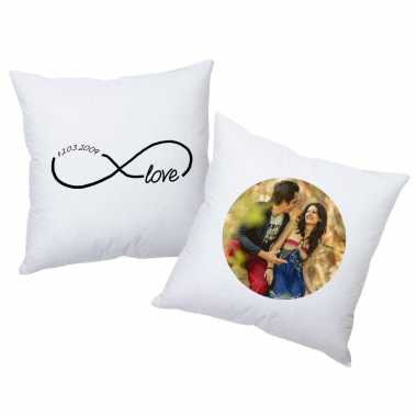 Infinite Love - Personalized Cushions