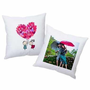 Custom Cushion - Cartoon Style