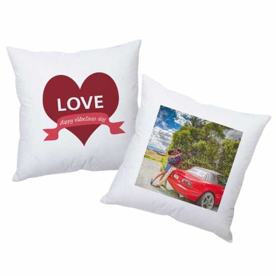 Sweethearts Forever - Personalized Cushions