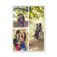 Photo Collage (3 Photos) - Layout 5