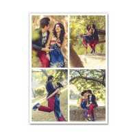Photo Collage (4 Photos) - Layout 1