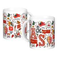 Doodle Custom Mug