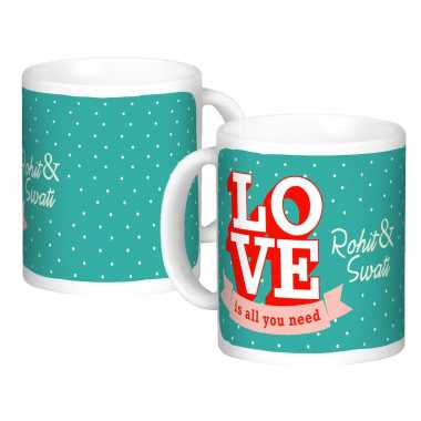 Couple Names Custom Mugs