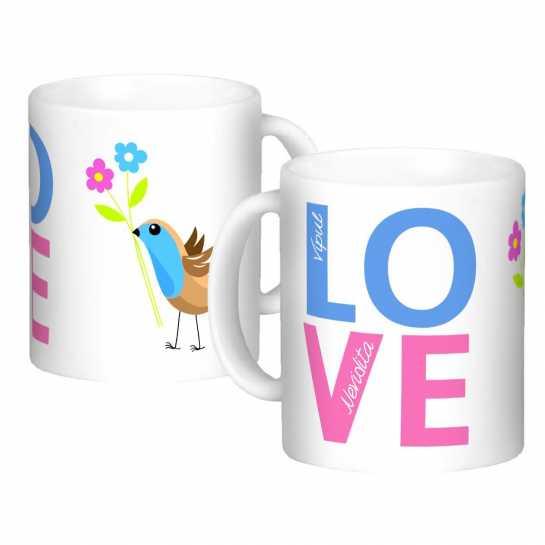 Personalized Mug for Couple - 77