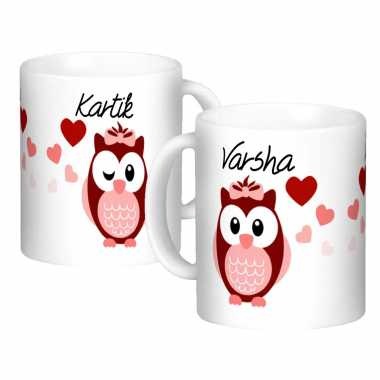 Personalized Mug for Couple - 78